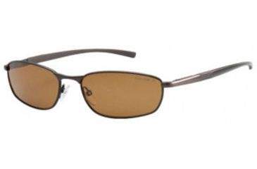 Police 8183 Sunwear, Shiny Antique Brown