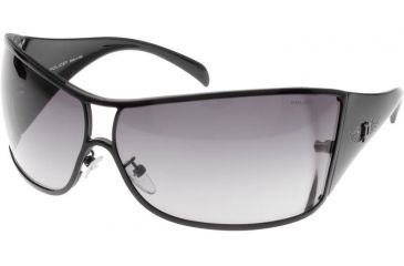 Police 8297 Sunglasses, 530 Black