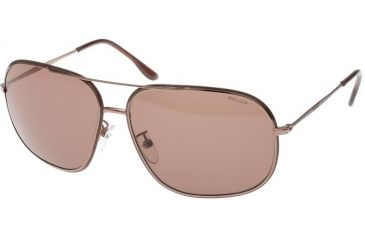 Police Sunglasses 8298, Shiny Antique Brown