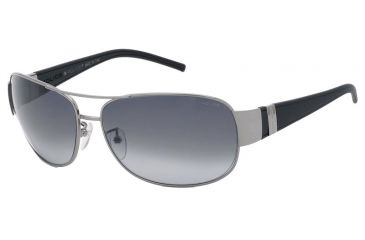 Police 8338 Sunglasses with 568 Gunmetal Frame