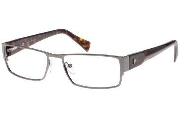Police 8428 Eyeglasses Gunmetal Frame