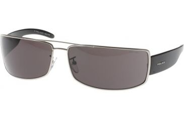 Police Sunglasses 8190, Shiny Palladium-Black