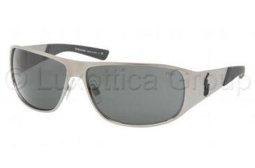 Polo PH 3046 Sunglasses Styles Gunmetal Frame / Gray Lenses, 900287-6512