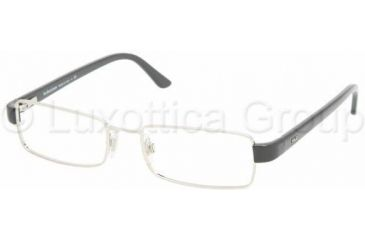 Polo PH1098 Single Vision Prescription Eyewear 9001-5117 - Silver