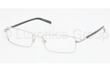 Polo PH1102 Progressive Prescription Eyeglasses 9001-5318 - Silver
