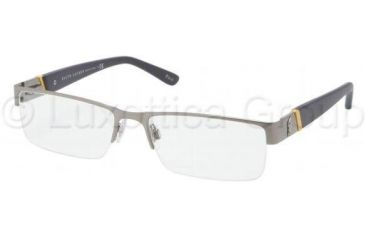 Polo PH1117 Bifocal Prescription Eyeglasses 9002-5417 - Gunmetal Frame