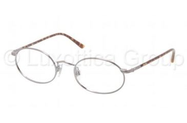 Polo PH1121 Eyeglass Frames 9213-4720 - Gunmetal Frame