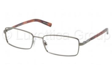 Polo PH1124 Eyeglass Frames 9221-5317 - Spotty Tortoise Frame, Demo Lens Lenses