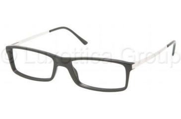 Polo PH2071 Single Vision Prescription Eyewear 5001-5316 - Shiny Black