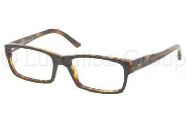Polo PH2072 Eyeglass Frames 5260-5417 - Top Black-havana