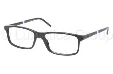 Polo PH2074 Eyeglass Frames 5001-5216 - Shiny Black