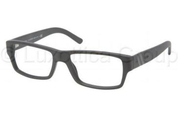 Polo PH2085 Eyeglass Frames 5284-5216 - Matte Black Frame
