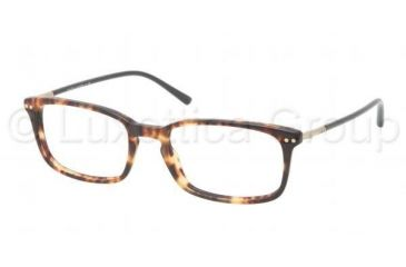 Polo PH2088 Single Vision Prescription Eyeglasses 5351-5118 - Dark Steel Frame
