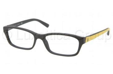 Polo PH2091 Eyeglass Frames 5375-5317 - Matte Black Frame
