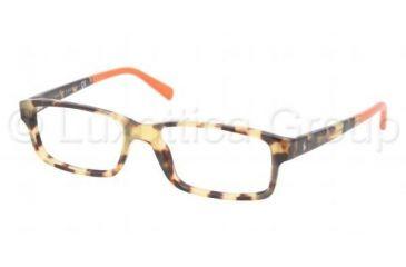 Polo PH2095 Eyeglass Frames 5388-5216 - Dark Steel Frame