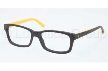 Polo PH2099 Bifocal Prescription Eyeglasses 5244-5217 - Matte Black Frame