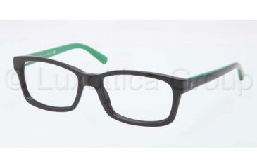 Polo PH2099 Bifocal Prescription Eyeglasses 5261-5217 - Black Frame