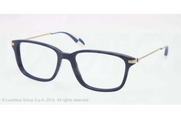 Polo PH2105 Eyeglass Frames 5425-51 - Blue Vintage Effect Frame, Demo Lens Lenses