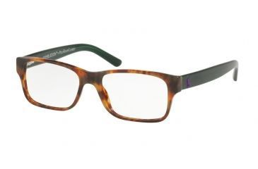 7a722d18f3 Polo PH2117 Eyeglass Frames 5650-54 - Shiny Jerry Tortoise Frame