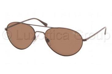 Polo PH3019 Sunglasses w/ Matte Brown Frame w/ Brown 56 mm Diameter Lenses, 901373-5617