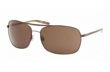 Polo Sport PH3050 #901373 - Brown Frame, Brown Lenses
