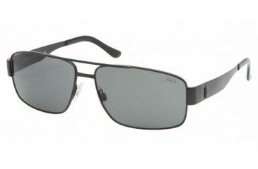 Polo Sport PH3054 #903887 - Matte Black Gray Frame