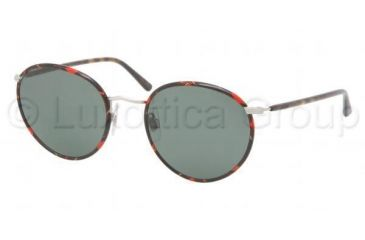 Polo PH3057MJ Progressive Prescription Sunglasses PH3057MJ-908871-5120 - Lens Diameter 51 mm, Frame Color Sanded Silver