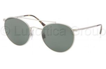 Polo PH3060P Single Vision Prescription Sunglasses PH3060P-900131-5120 - Lens Diameter 51 mm, Frame Color Matte Silver