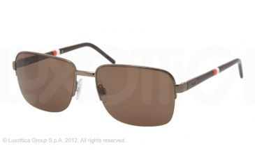 Polo PH3062 Single Vision Prescription Sunglasses PH3062-914773-56 - Lens Diameter 56 mm, Frame Color Brown