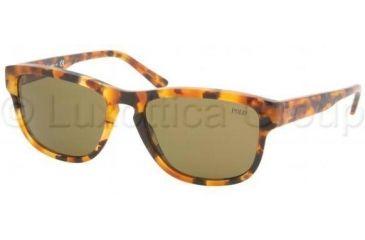 Polo PH4053 Sunglasses 503173-5417 - Yellow Havana Brown