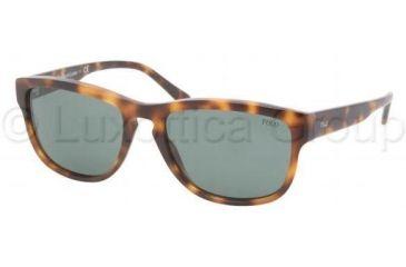 Polo PH4053 Sunglasses 530371-5417 - J.c. Tortoise Green