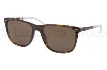 Polo PH4064 Single Vision Prescription Sunglasses PH4064-500373-5418 - Lens Diameter 54 mm, Frame Color Havana