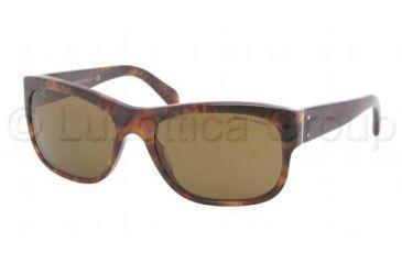 Polo PH4072 Sunglasses 501773-5718 - Havana Frame, Brown Lenses