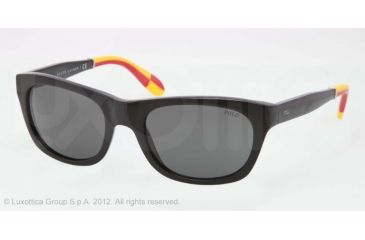 Polo PH4077 Bifocal Prescription Sunglasses PH4077-500187-54 - Lens Diameter 54 mm, Lens Diameter 54 mm, Frame Color Black