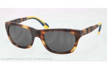 Polo PH4077 Bifocal Prescription Sunglasses PH4077-535187-54 - Lens Diameter 54 mm, Lens Diameter 54 mm, Frame Color Newjerry Tortoise