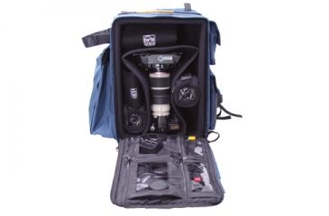 Porta Brace Dslr Backpack Camera Case - Full View