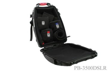 Porta Brace Hardcase Backpack w/ DSLR Interior PB-3500DSLR