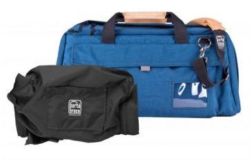 Porta Brace Mini-DV Camera Case w/M2 Quick Slick Rain Cover,Blue CS-DV4UQS-M2
