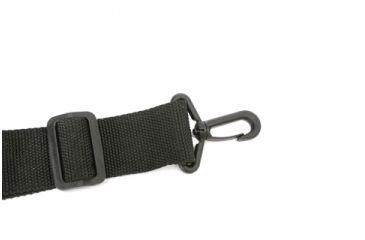Porta Brace HB-15P Camera Strap - 55in Suede with Plastic Clips