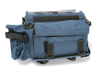 Porta-Brace MXC-SQ3 Audio Combination Case for SQN Electronics SQN-3 - Blue