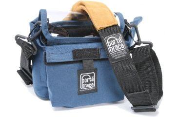 Case Blue Mini Pack : Portabrace mx 24 mini audio mixer case for sound devices mix pre