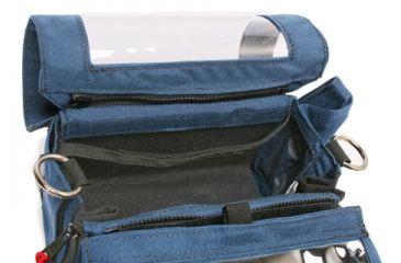 PortaBrace Audio Mixer Organizer Case AO-B2 - Blue