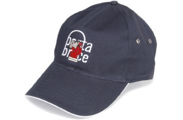 PortaBrace CAP-B Video Cap with Blue Top - Blue