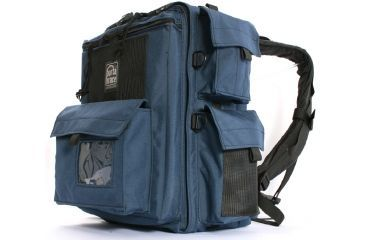 PortaBrace BK-1N Small Backpack Camera Case - Blue