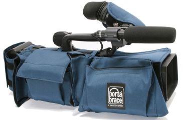 PortaBrace Camera Body Armor CBA-HD250 for JVC GY-HD200 / HD250 / HD251 Camcorders