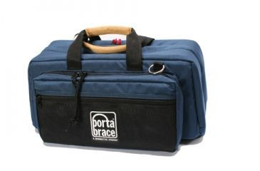 PortaBrace Medium CompactHD Camcorder Case - Blue CS-DV3U