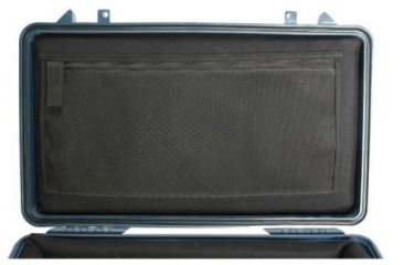 PortaBrace Hard Case w/ Wheels and Divider Kit PB-2550DK