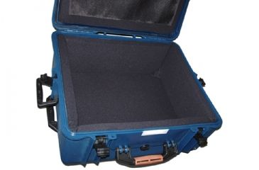 PortaBrace Super-Lite Rolling Hard Case with Divider Kit PB-2750DK