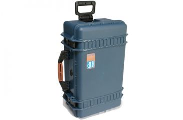 PortaBrace 2550F Rolling Vault Case with Foam Dividers