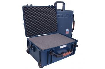 Porta Brace 2650F Waterproof Case with Foam Interior and Wheels